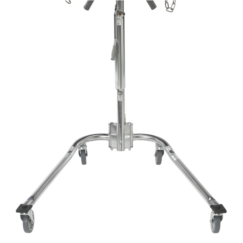 Hydraulic Medical Lift Chair : Drive medical design patient lift with six point cradle