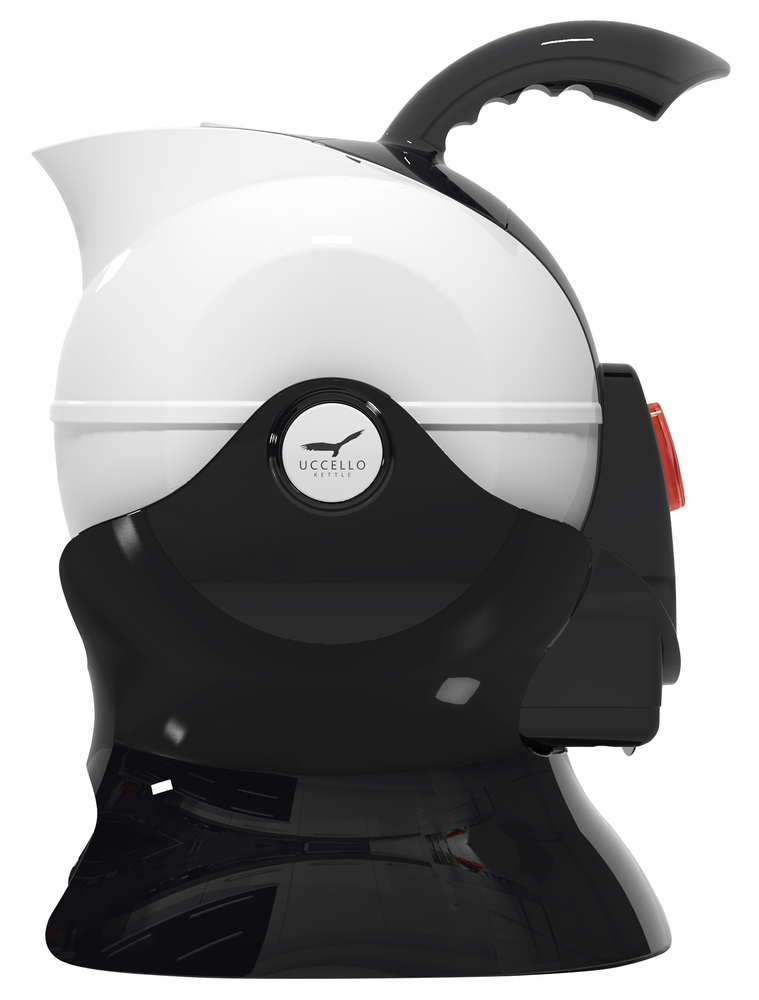 Uccello Kettle Uccello Ergonomic Design Electric Kettle and Tipper