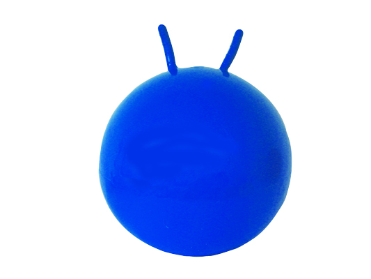 "CanDo® Inflatable Exercise Jump Ball - Blue - 22"" (55 cm)"