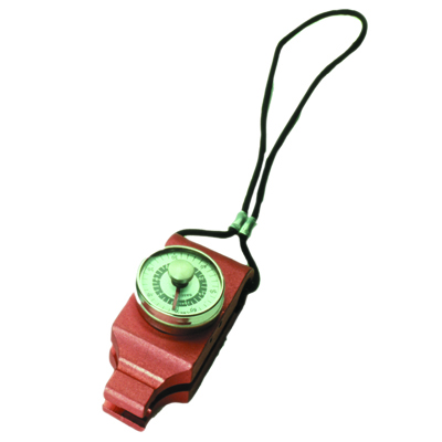 Baseline® Pinch Gauge - Mechanical - Red - 60 lb Capacity
