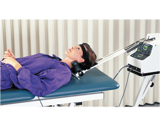 Saunders 174 Cervical Traction System System Includes
