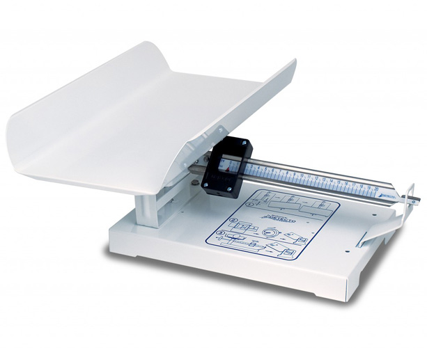 Detecto Mechanical Baby Scale, 16 kg x 100 g