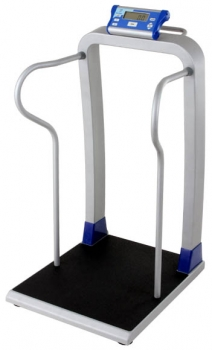 Doran Scales Handrail Scale, 1000lb Capacity, without Stadiometer