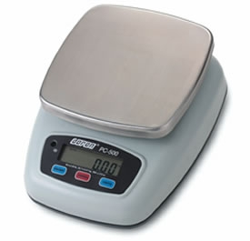 Doran Scales Diaper or Specimen Scale, 25lb Capacity