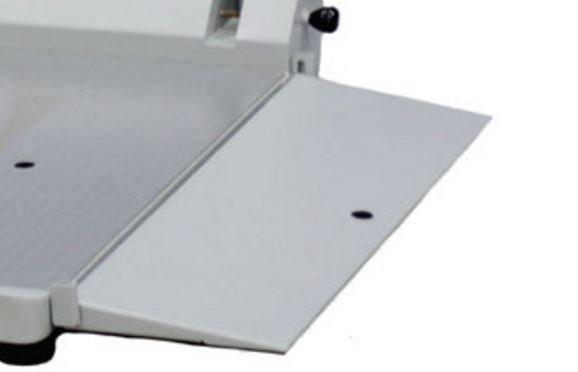 "Health O Meter Additional Wheelchair Scale Ramp, 10"" x 32"""