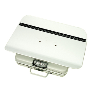 Health O Meter Portable Pediatric Mechanical Scale, Measures in Pounds