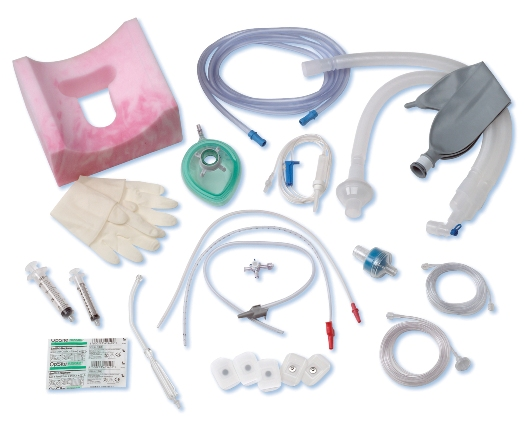 Medline Adult Anesthesia Super Circuit, Unilimb with 2 Filters, 20/Cs