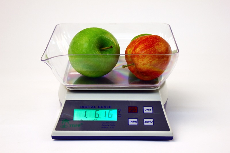 Tree High Resolution Kitchen Scale, 500G X 0.01G Capacity