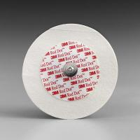 3M Red Dot Monitoring Electrodes with Micropore Tape Backing, 50/bg