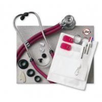 ADC Nurse Combo, Pocket Pal II, and Adscope 641 Sprague Stethoscope, Navy
