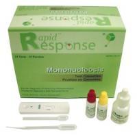 Rapid Response Mono Test Kit 15 Tests Kit Mono Tests