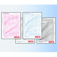 Seca 406B Growth Charts - Boys, 2-20 years, 100/pack