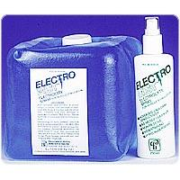 Electro Mist Electrolyte Spray for Muscle Stimulation, 4 Liters with Spray Bottle