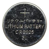 Current Solutions CR2025 Premium Coin Battery, 5/Pk