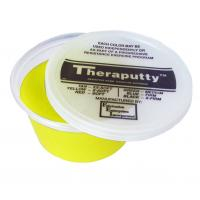 CanDo Antimicrobial Theraputty Exercise Material - 2 oz - Yellow - X-soft