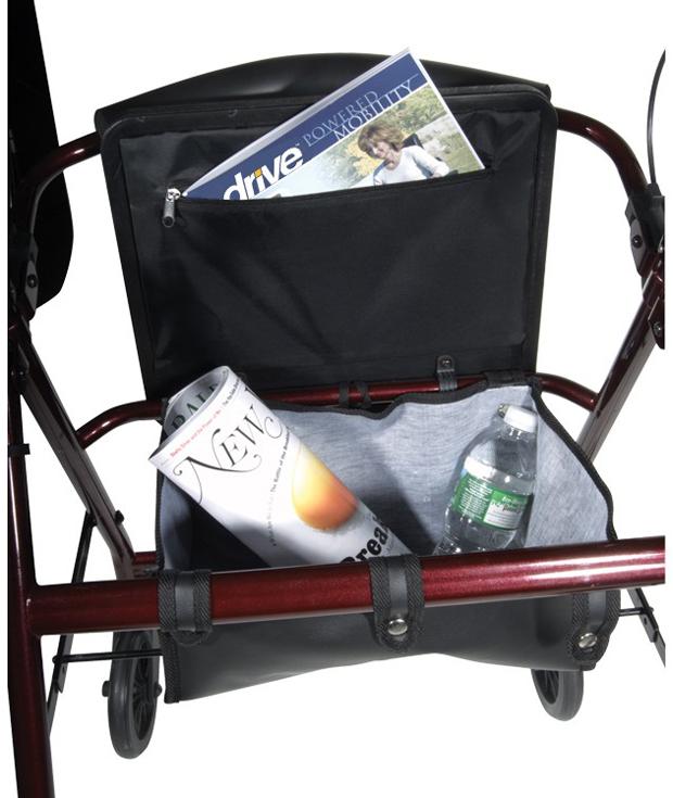 Drive Medical Drive Medical Design Rollator Walker With