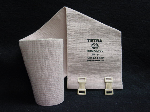 "Tetra Medical Supply Comfo-Tex Elastic Bandage: 2""x5 yd"