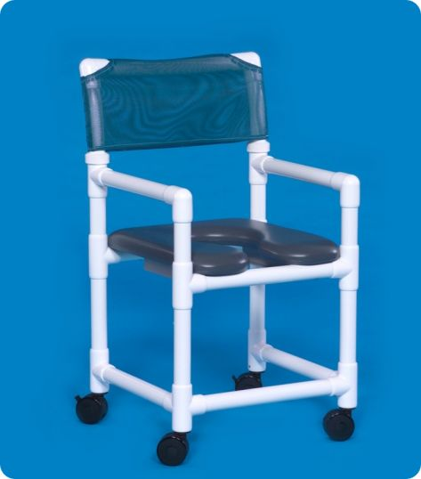"Innovative Products Unlimited Soft Seat Standard Line Shower Chairs: 17"" Clearance"