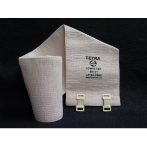 "Tetra Medical Supply Comfo-Tex Elastic Bandage: 2"" x 5yd, Pack of 12"