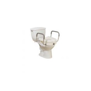 Superb Drive Medical Elevated Raised Toilet Seat With Removable Pabps2019 Chair Design Images Pabps2019Com