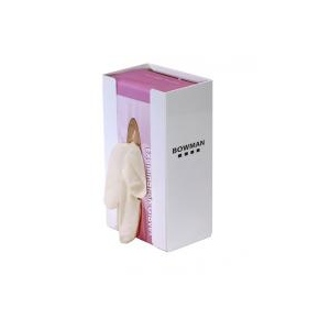 BOWMAN MFG CO GB-144 Glove Box Dispenser,PC Steel,10 in H