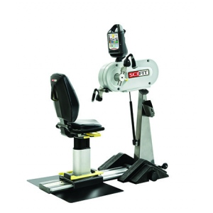 SciFit® PRO1 Upper Body Exerciser - Adjustable Tilt Head & Cranks - Premium Seat - Wheelchair Platform