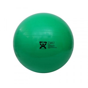 """25.6/"""" Thera-Band SCP Pro Series ball 65 cm green Model 30-1878"""
