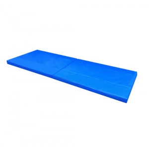 "Foam Fall Mat w/Vinly Cover: Bi-Fold:24""x66""x3"""