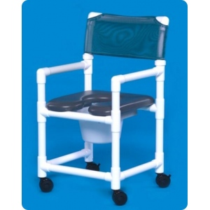 "Innovative Products Unlimited Standard Soft Seat Shower Commode: 20"" Clearance"