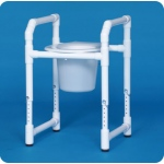 Innovative Products Unlimited Toilet Safety Frame with Pail