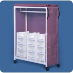 Innovative Products Unlimited Standard Line Garment Rack