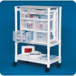 Innovative Products Unlimited Nursing Supply Cart