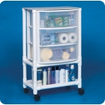 Innovative Products Unlimited Nurse Aid Cart