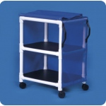 "Innovative Products Unlimited Standard Line Multi-Purpose Cart: Two Shelves, 26"" X 20"""