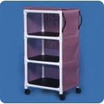 "Innovative Products Unlimited Standard Line Multi-Purpose Cart: Three Shelves, 26"" x 20"""