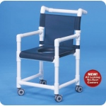 Innovative Products Unlimited Deluxe Shower Chairs with Closed Seat