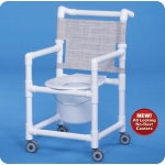 Innovative Products Unlimited Shower Chair Commode