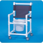 Innovative Products Unlimited Select Line Shower Chair Commode