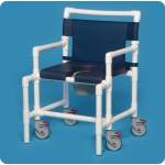 Innovative Products Unlimited Shower Chair Commode: Oversize
