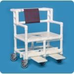 Innovative Products Unlimited Bariatric Shower Chair: 700# Capacity
