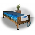 Drive Medical Design Alternating Pressure and Low Air Loss Mattress System: Med-Aire Plus, 8""