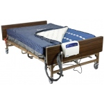 Drive Medical Design Med Aire Bariatric Heavy Duty Low Air Loss Mattress Replacement System: 80""