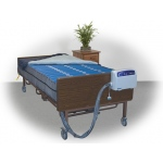 Drive Medical Design Med Aire Plus Bariatric Heavy Duty Low Air Loss Mattress Replacement System: Replaces Mason # LS9000B-54