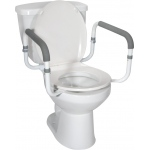 Drive Medical Design Toilet Safety Rail