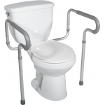 Drive Medical Design Toilet Safety Frame: Unassembled