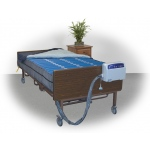 Drive Medical Design Med Aire Bariatric Low Air Loss Mattress Replacement System