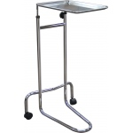 Drive Medical Design Mayo Instrument Stand: Double Post