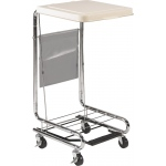 Drive Medical Design Hamper Stand with Poly Coated Steel