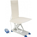 Drive Medical Design AquaJoy Reclining Bathlift: Premier Plus