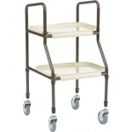 "Drive Medical Design K. D. Handy Trolley: 4"" Casters"